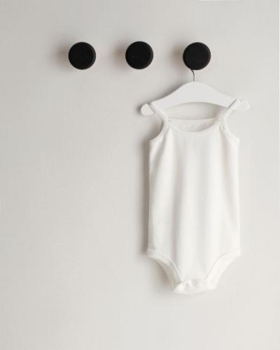 organic baby girl bodysuit