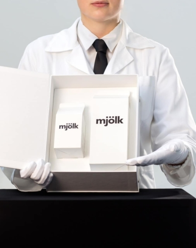 mjölk gift box